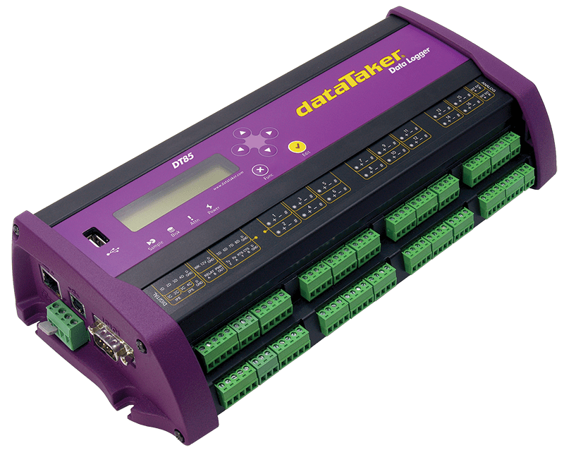 appliance testing data logger
