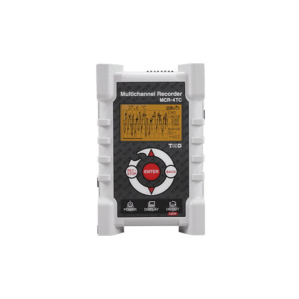 MCR-4TC Temp Data Logger
