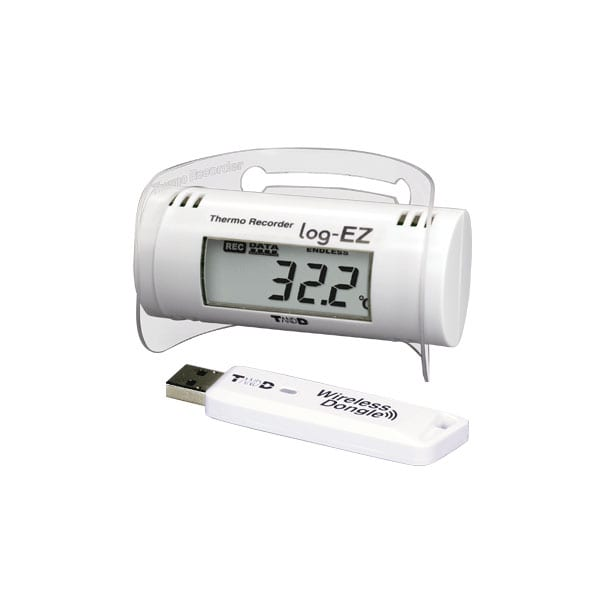 RTR-322 log-EZ Wireless Temperature Humidity Data Logger