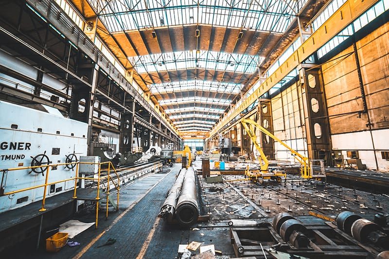 Online condition monitoring in factory