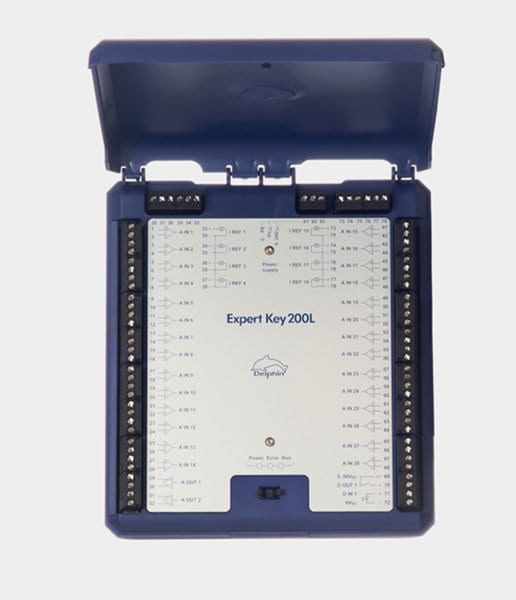 expert key 200 data acquisition system