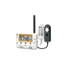 rtr-574-s wireless temperature humidity light data logger