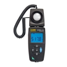AEMC 1110 Lightmeter Data Logger
