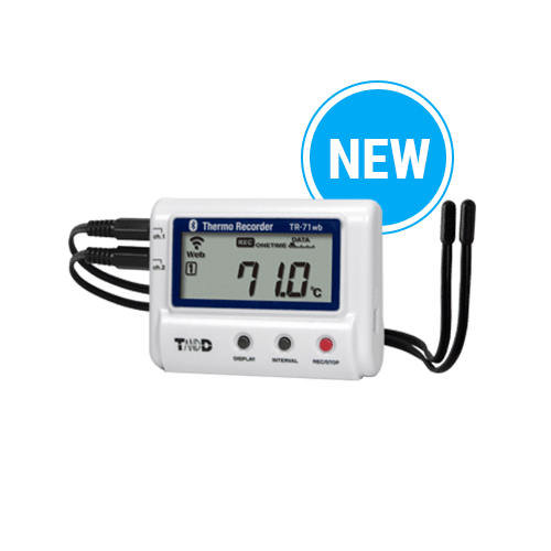 temperature and humidity data loggers new photo